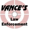 Vances Law Enforcement logo icon