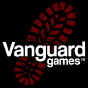 Vanguard Games logo icon