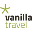 Vanilla Travel logo icon