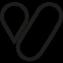 Vanity logo icon
