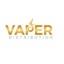 Vaperdistribution logo icon