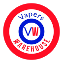 Vapers Warehouse logo icon