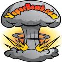 Vapor Bomb logo icon