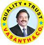 Vasanthandco logo icon