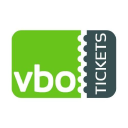 Vbo Tickets logo icon