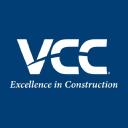 Vcc Construction logo icon