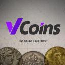 V Coins logo icon
