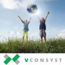 V Consyst logo icon