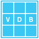 Video Data Bank logo icon