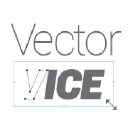 Vector Vice logo icon