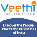Veethi logo icon