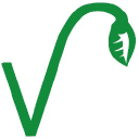 Vegan logo icon