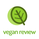 Vegan Review logo icon