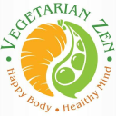 Vegetarian Zen logo icon