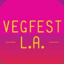 Veg Fest La logo icon