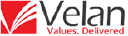 Velan Healthcare Services logo icon
