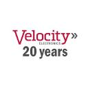 Velocity Electronics logo icon