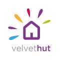 Velvethut logo icon