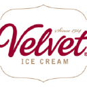 Velvet Ice Cream logo icon