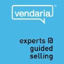 Vendaria Media logo icon