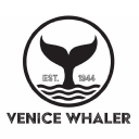 The Venice Whaler logo icon