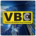 Ventura Broadcasting Company logo icon