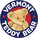 Vermont Teddy Bear logo icon