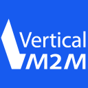 Vertical M2 M logo icon