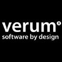 Verum logo icon