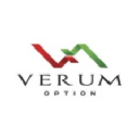 Verum Option logo icon