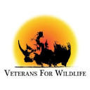 Veterans 4 Wildlife logo icon