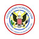 Veterans Flag Depot logo icon