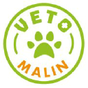 Véto Malin logo icon