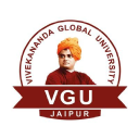 Vivekananda Global University logo icon