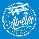 Via Airlift logo icon