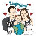 Viaje Sim! logo icon