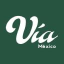 Revista Vía México logo icon