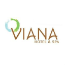 Viana Hotel & Spa logo icon