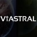 Viastral logo icon
