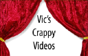 Vic's Crappy Videos Official Website & Store logo icon