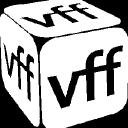 Victoria Film Festival logo icon