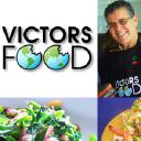 Victors Food logo icon