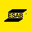 Esab E logo icon