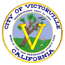 City Of Victorville logo icon