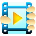 Videograbber logo icon