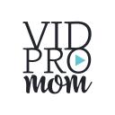 Vid Pro Mom logo icon