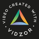 Vidzor logo icon