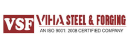 Viha Steel logo icon