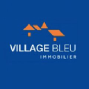 Villagebleu logo icon