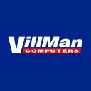 Vill Man Computers logo icon